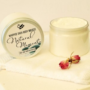 Whipped Shea Body Mousse