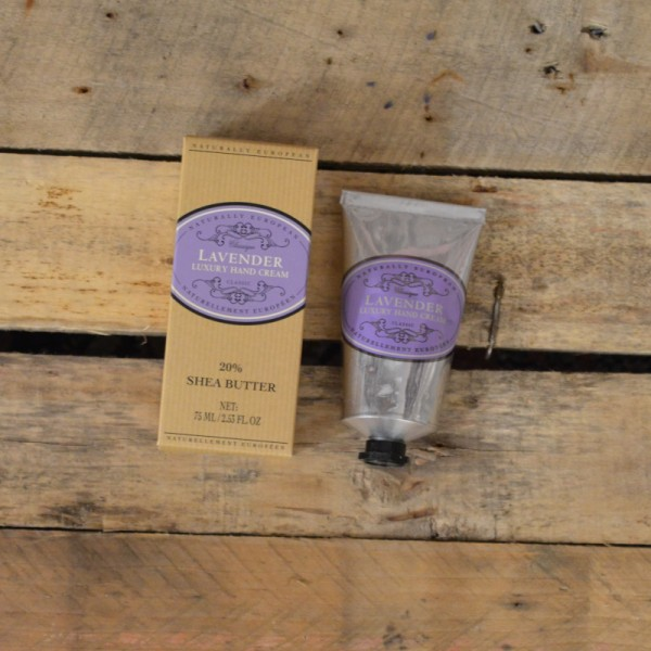 Lavender Handcreme - Naturally European
