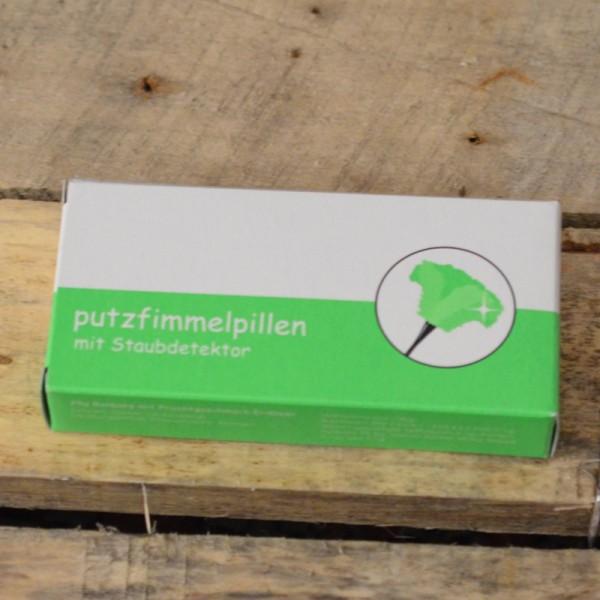 Putzfimmelpillen - Zitronenbonbons