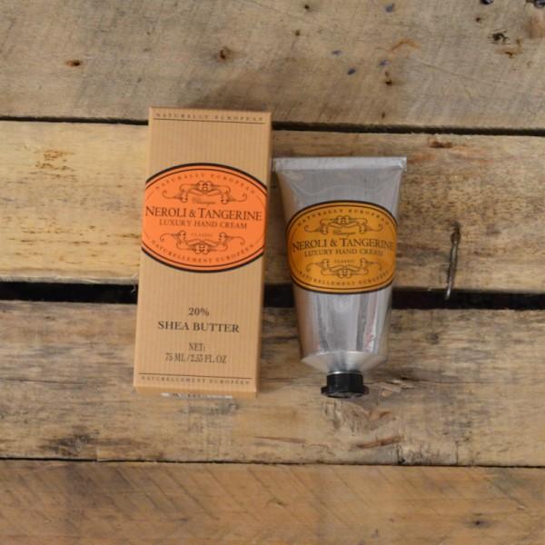 Neroli & Mandarine Handcreme - Naturally European