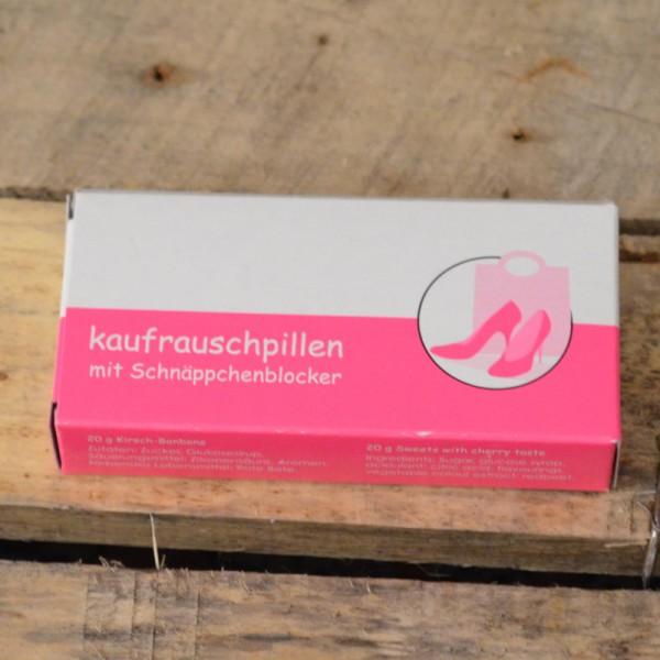 Kaufrauschpillen - Kirschbonbons