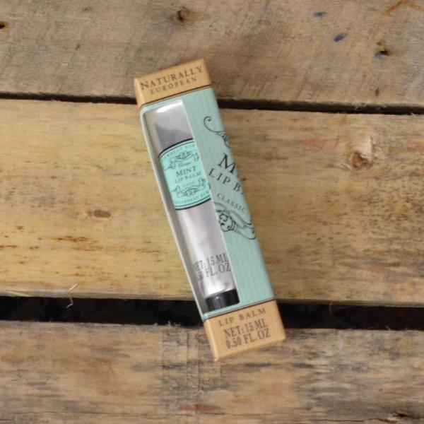 Lippenpflegebalsam - Mint