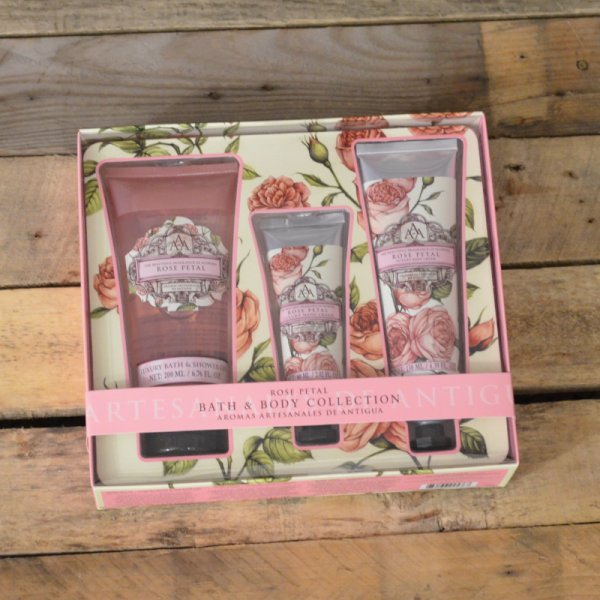 Bath & Body Collection Rose Petal - Somerset Toiletry